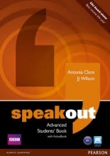 (Speakout Advanced (SB+WB+DVD