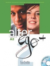 Alter Ego 2+ 2 Cahier + CD-Rom + Parcours digital