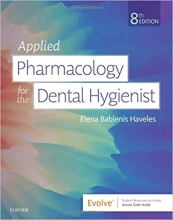 Applied Pharmacology Dental Hygienist 8th Edition