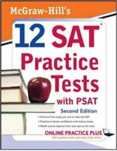 McGraw Hill's 12 SAT Practice Tests