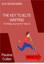 The Key to IELTS Writing Task 2