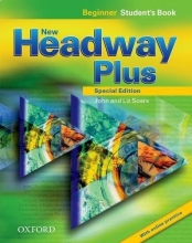 New Headway Plus beginner+CD