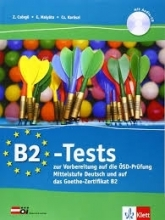 B2-Tests -1CD audio