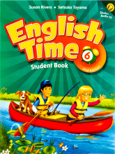 (English Time 6 Student Book & Workbook With CD (2nd Edition