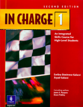 In Charge 1 Student Book & Work book With CD