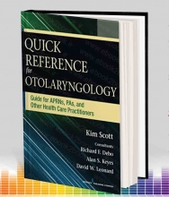 Quick Reference for Otolaryngology 1st Edition