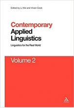 Contemporary Applied Linguistics Volume 2