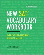 Seberson MethodNew SAT Vocabulary Workbook