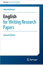 کتاب زبان English for Writing Research Papers