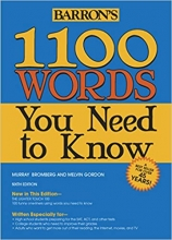 ۱۱۰۰ Words You Need to Know 6th Edition