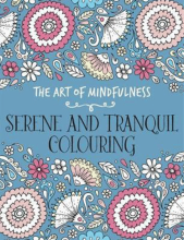 کتاب زبان The Art of Mindfulness-Serene and Tranquil Colouring