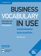 کتاب زبان Business Vocabulary in Use 3rd Edition Intermediate