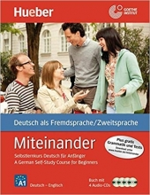 Miteinander: German Self-Study Course for Beginners