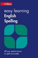 کتاب زبان Easy Learning English Spelling