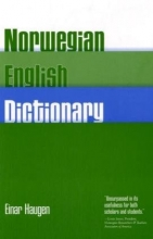 دیکشنری زبان نروژی Norwegian-English Dictionary: A Pronouncing and Translating Dictionary of Modern Norwegian (Bokmal and Nynors