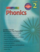 کتاب زبان Spectrum Phonics Grade 2 Book