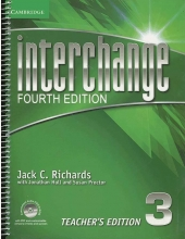کتاب معلم Interchange 4th 3 Teachers book