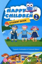 Happy Children 2 - Student Book +CD