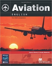 کتاب زبان Aviation English for ICAO compliance