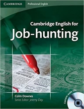 کتاب زبان Cambridge English for Job-hunting + CD