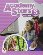Academy Stars Starter Pupils Book+WB+CD