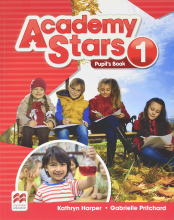 Academy Stars 1 Pupils Book+WB+CD