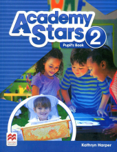 Academy Stars 2 Pupils Book+WB+CD