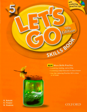 Lets Go 5 Skills Book 4th Edition