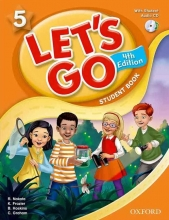 Lets Go 5 Student Book 4th