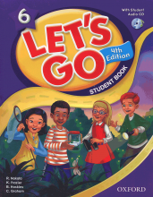 Lets Go 6 Student Book 4th